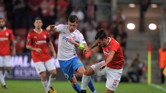 Doi titulari s-au accidentat înainte de FCSB - Hapoel Beer Sheva. Meciul se vede la Telekom Sport 1, joi, de la ora 22:05