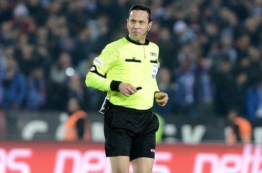 Cine arbitrează meciul FCSB - Hapoel Beer Sheva, din Europa League. Partida se vede, joi, de la ora 22:05, în direct la Telekom Sport