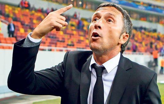 FCSB s-a calificat în primăvara Europa League, dar Mihai Stoica a avut o izbucnire nervoasă la finalul meciului cu Beer Sheva
