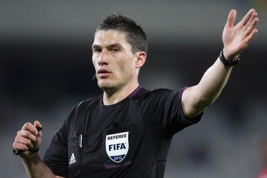 """Istvan Kovacs a fost delegat la un meci din Europa League. Ce partidă va arbitra """"centralul"""" din Carei"""