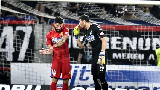 """Enache regretă accidentarea lui Benzar, dar e gata să-l facă uitat: """"Sper să fac meciuri bune în continuare"""""""