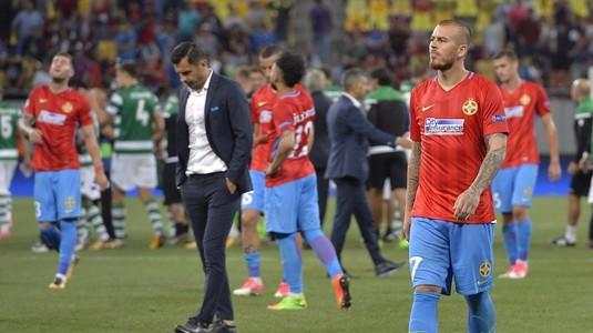 Patronul FCSB nu renunţă la funcţia de ANTRENOR PRINCIPAL! A anunţat din nou echipa de start cu 12 ore înaintea meciului