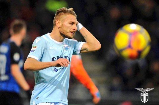 Lazio, al 3-lea meci consecutiv fără gol primit! Viitoarea adversară a FCSB a remizat alb pe terenul lui Inter