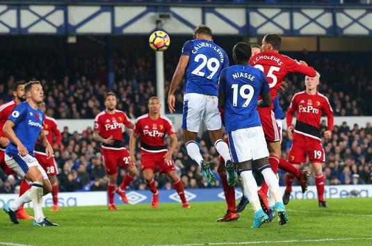 VIDEO | Nebunie de meci la Everton - Watford. O revenire spectaculoasă, 12 minute de prelungire şi un penalty ratat în ultimul minut
