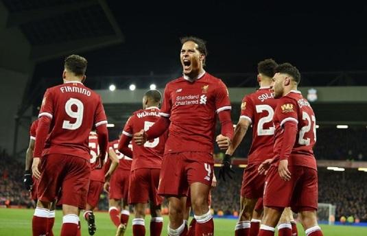 VIDEO | Klopp, salvat de cel mai scump fundaş din istoria fotbalului. Liverpool - Everton 2-1. Van Dijk a marcat la debut
