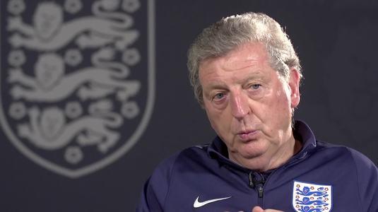 Roy Hodgson a fost numit noul antrenor al echipei Crystal Palace