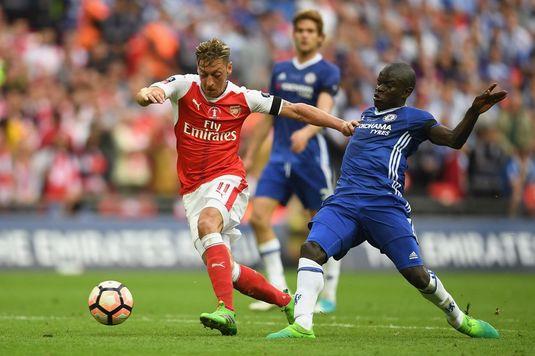 VIDEO | Şah în derby-ul Londrei. Chelsea şi Arsenal s-au anihilat reciproc pe Stamford Bridge!