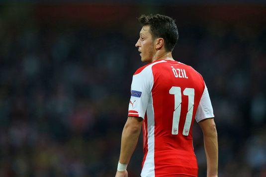 """Lovitură teribilă primită de Arsenal! Mesut Ozil şi-a anunţat plecarea: """"Merg la United în iarnă"""""""