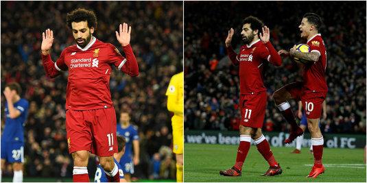 Adevăratul motiv pentru care Salah nu s-a bucurat după golul marcat cu Chelsea! Toţi au crezut că din respect pentru fosta sa echipă