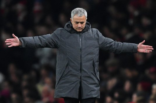 """Declaraţiile ciudate ale lui Mourinho ating un nou nivel. De ce îi acuză pe jucătorii lui Arsenal că """"iubesc iarba"""""""
