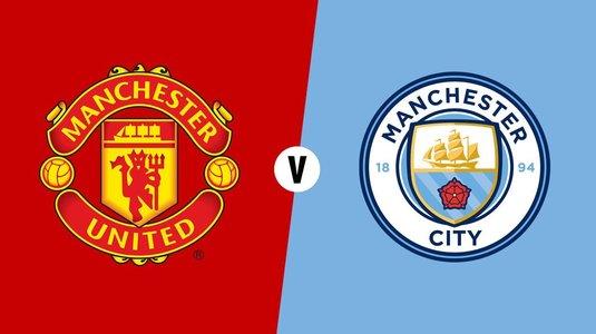 Derby-ul dintre Manchester United şi City ar putea intra în istorie. Se aşteaptă să devină cel mai vizionat meci din istoria Premier League