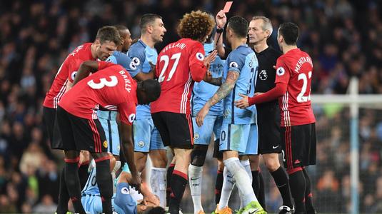 FOTO | Gest urât al clubului Man City faţă de un jucător de la rivala United. Postarea a fost ştearsă imediat