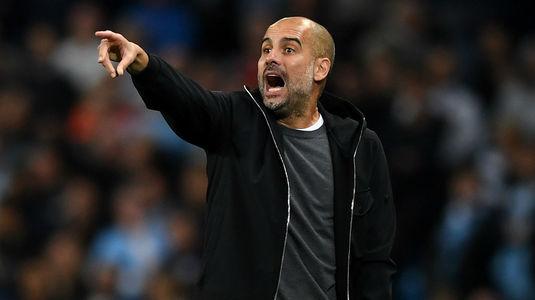 Unul din cei mai importanţi jucători ai lui Manchester City, dat dispărut. Declaraţia surprinzătoare a lui Guardiola!