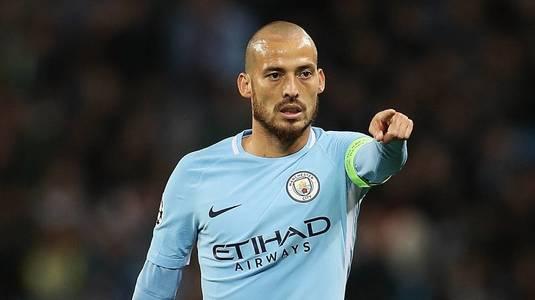 """Drama lui Silva! Spaniolul lui City a dezvăluit motivul pentru care a ratat mai multe meciuri în ultimul timp: """"Se luptă în fiecare zi pentru viaţă!"""""""