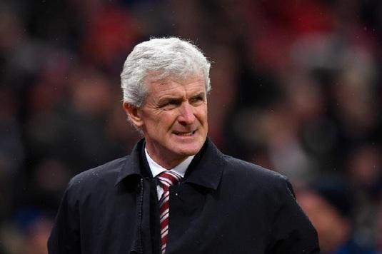 Eliminarea din Cupa Angliei i-a fost fatală lui Mark Hughes. Tehnicainul lui Stoke City a fost demis