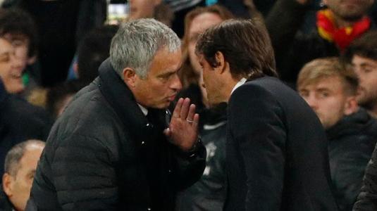 """Un nou episod în războiul Conte - Mourinho: """"A folosit cuvinte grele! Am faţa unui om care regretă!? Nu cred!"""""""