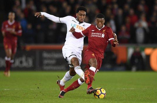 Surpriză imensă în Premier League! Liverpool, învinsă de Swansea, ultima clasată în campionatul Angliei. Fanii au sărit la gâtul echipei