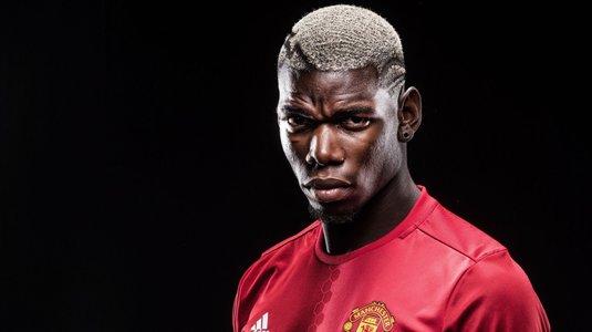 Transfer spectaculos la Manchester United sau glume între foşti colegi? Pogba vrea să aducă pe Old Trafford un super jucător