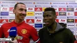 """IBRAcadabra i-a uimit din nou pe toţi! Zlatan a revenit pe teren în timp record, iar prima lui declaraţie e marcă înregistrată. Despre """"lei"""" şi """"oameni"""""""