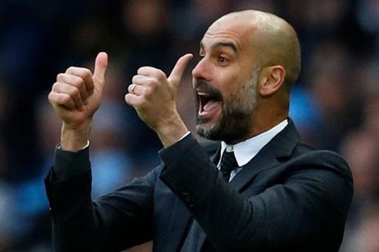 Manchester City vrea să prelungească acordul antrenorului Pep Guardiola