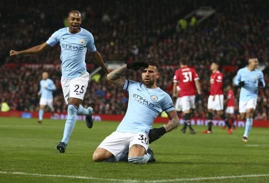 Argentinianul Otamendi şi-a prelungit contractul cu Manchester City