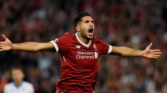 Ultimul meci la Liverpool pentru Emre Can? Mijlocaşul este foarte aproape de a semna cu Juventus Torino