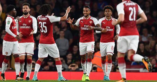 """O nouă """"înfrângere"""" pentru Arsenal! Câţi spectatori au avut """"tunarii"""" în tribune la meciul cu Doncaster"""