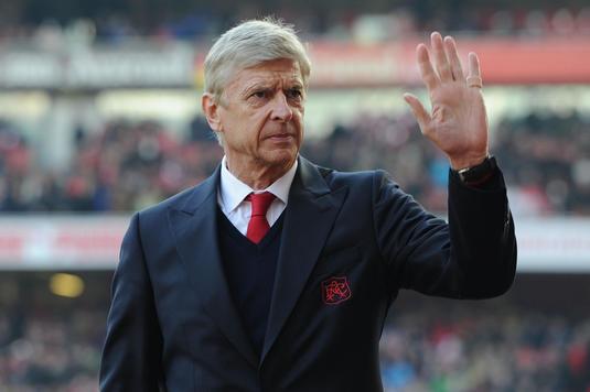 Scandal în Premier League. Procedură disciplinară împotriva lui Arsene Wenger