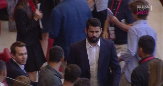 Sub privirile lui Diego Costa, Atletico s-a impus cu 2-0 în faţa Sevillei VIDEO