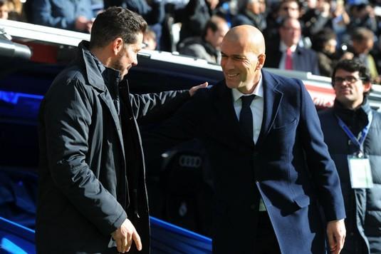 LIVE VIDEO | Atletico Madrid - Real Madrid, sâmbătă, 21:45, pe Telekom Sport 1. Derby-ul unui oraş prea mic pentru două echipe atât de mari