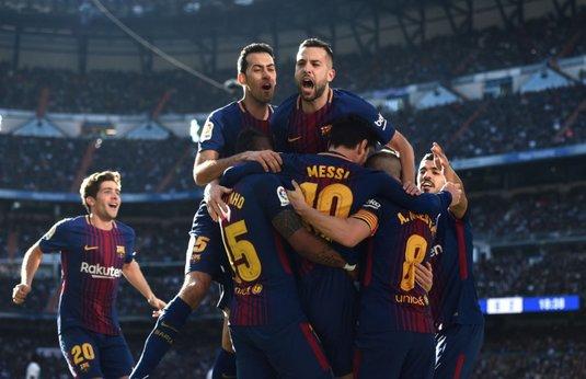 """VIDEO   Real Madrid, spulberată de Barcelona! Suarez, Messi şi Vidal le-au aruncat prosopul """"galacticilor"""". Carvajal a fost eliminat în a doua repriză"""