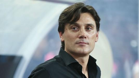 N-a stat prea mult pe bară, după ce a fost dat afară de AC Milan. Ce super echipă din Spania va antrena Montella