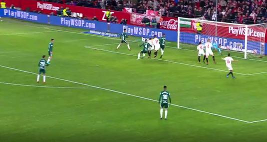 VIDEO | Nebunie totală la FC Sevilla - Betis, scor 3-5. Alin Toşca a privit de pe bancă