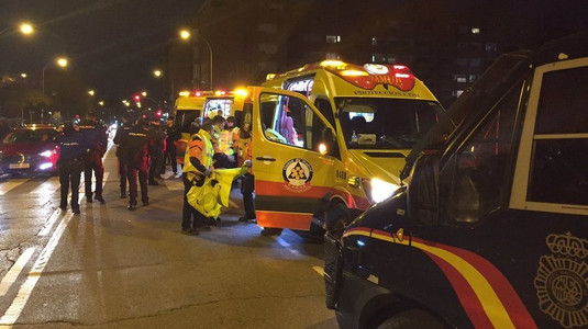 Un suporter al echipei Atletico Madrid a fost înjunghiat înainte de meciul cu FC Sevilla