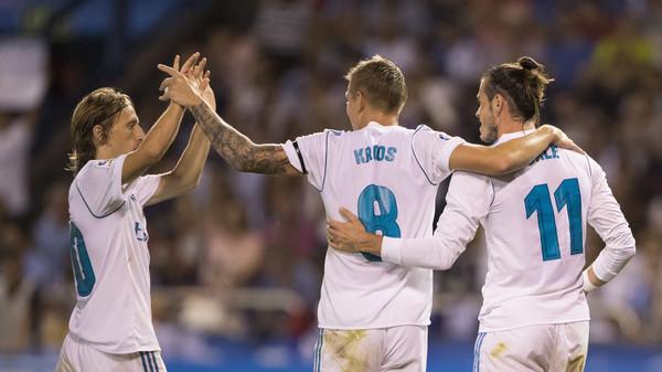 LIVE VIDEO | Real Madrid - Deportivo La Coruna, duminică, de la 17:15, la Telekom Sport 2. Misiune imposibilă pentru Andone şi Pantilimon