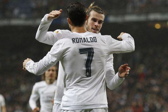 VIDEO | Real Madrid a distrus-o pe Deportivo! Spectacol cu OPT GOLURI pe Bernabeu! Ronaldo şi Bale au făcut show