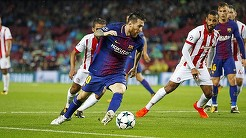 REZUMAT VIDEO | FC Barcelona continuă parcursul fără greşeală în Liga Campionilor. O nouă victorie fără emoţii a catalanilor
