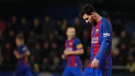 """Football Leaks: """"Messi, plătit cu peste 100 de milioane de euro brut pe an la FC Barcelona"""""""