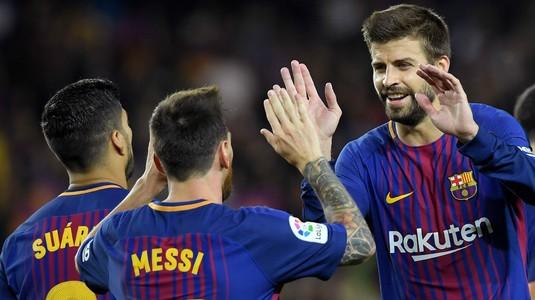 FOTO | Au apărut primele imagini cu noile tricouri ale Barcelonei. Cine va fi noul număr 7
