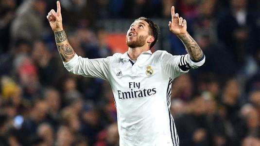 """A jucat la Barcelona, dar a avut puterea să recunoască: """"Sergio Ramos este unul dintre cei mai buni. A fost dificil să-l am rival"""""""