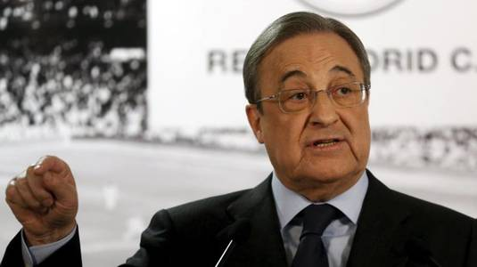 Mutare BOMBĂ pregătită de Florentino Perez la Real Madrid! Încearcă pentru a doua oară să-l aducă pe Bernabeu