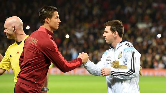 Cine se alege cu un nou Balon de Aur? Cristiano Ronaldo l-a sunat pe Messi imediat! Ce au discutat cei doi