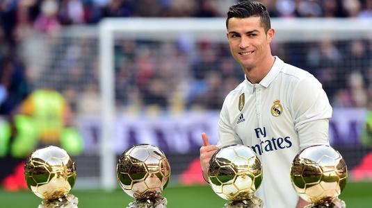 Cristiano Ronaldo, rege peste 2017. Ce super recorduri a doborât portughezul