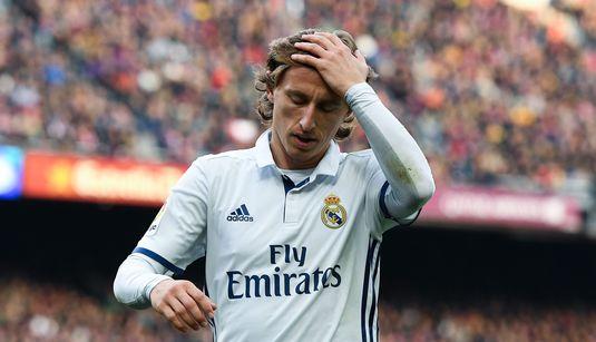 Acuzat de evaziune fiscală, Luka Modrici a făcut o mutare neaşteptată! Ce decizie a luat mijlocaşul lui Real Madrid