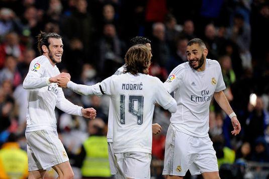 Ronaldo, Modrici şi... lista continuă! Un nou jucător important de la Real Madrid are probleme cu FISCUL din Spania