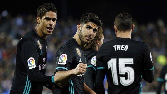 Real Madrid era să o comită şi în Cupa Regelui. Cum şi-a asigurat un retur mai liniştit împotriva lui Leganes