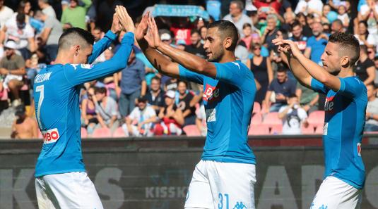 VIDEO | Napoli, scor de maidan cu echipa lui George Puşcaş! Alte rezultate din Serie A