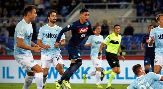 """""""Radu a salvat onoarea"""". Ce scriu ziarele din Italia după ce Lazio a fost demolată de Napoli!"""