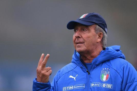 OFICIAL: Ventura a fost demis, după ce Italia a ratat calificarea la Mondialul din Rusia! Cine îi ia locul