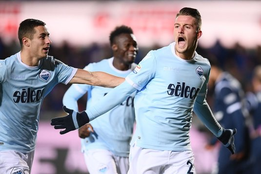 Ce meci! Lazio a revenit de la 0-2 cu Atalanta într-o partidă în care s-au marcat 6 goluri!